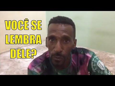 OLHA O QUE ACONTECEU COM ELE Ex-Vendedor de água  ADRIANO REIS