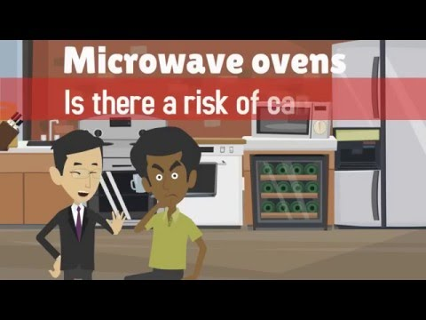 Microwave Ovens: Is there a risk of Cancer?