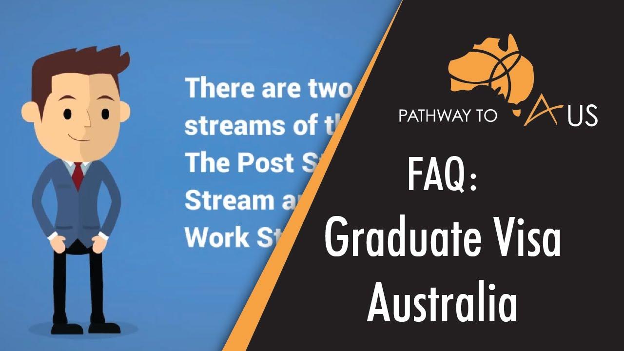Graduate Visa - Pathways to Aus