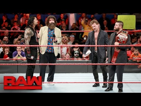 Unlikely allies unite for Survivor Series: Raw, Oct. 31, 2016