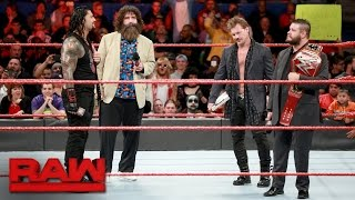 Unlikely allies unite for Survivor Series: Raw, Oct. 31, 2016 thumbnail