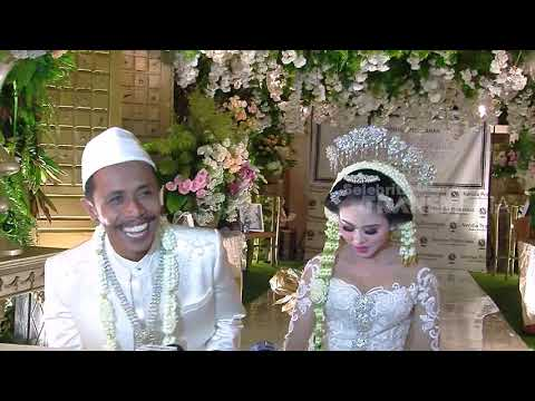 SAH! Furry Setya Bahagia Resmi Menikah