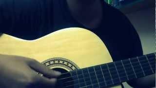 Giàn thiên lý đã xa- test Tansen guitar