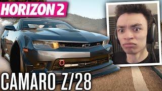 1000HP CAMARO Z/28 2015 BUILD | Forza Horizon 2 Duracell DLC