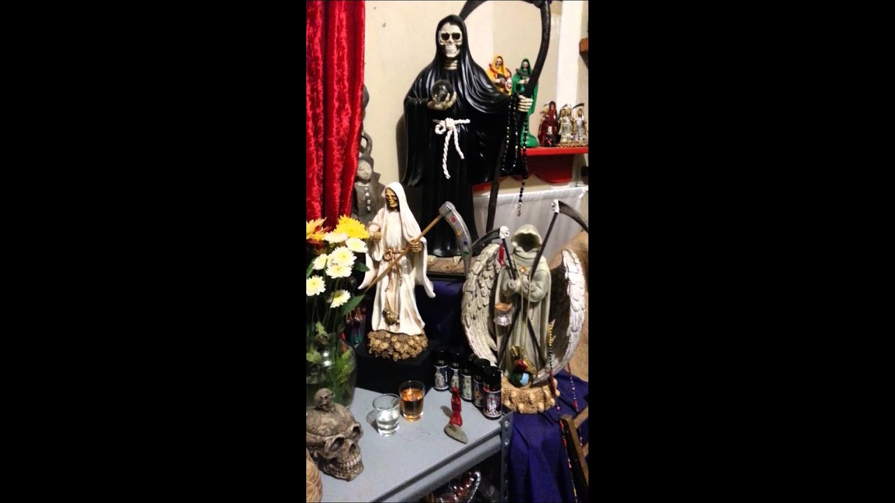 Santa Muerte for Witches | Exemplore
