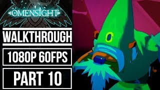 OMENSIGHT Gameplay Walkthrough Part 10 No Commentary [1080p 60fps]
