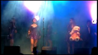 Corazón Serrano recargado : El regreso de Lesly Águila 2012