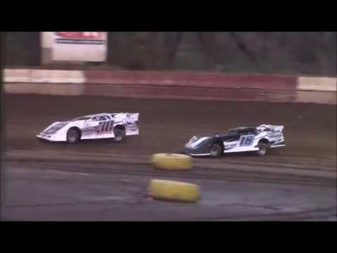 Highland Speedway Late Models Heat 1 & 2 and Late Model Dash 4-6-19