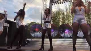Always Be My Baby / Like Mariah - Fifth Harmony - The Reflection Tour (Busch Gardens)