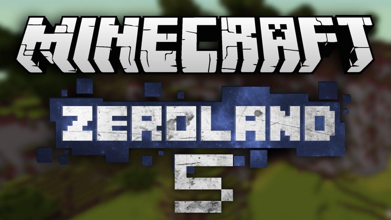 Minecraft: Zeroland S1E05 - Κλουβιά και διαφήμιση