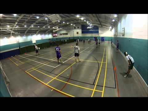 Haze vs York national indoor uni final
