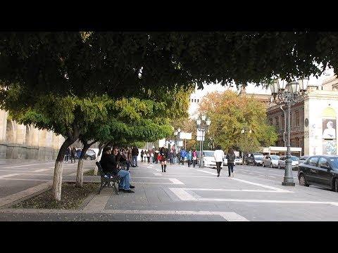 Yerevan, 11.11.17, Sa, Video-2, Hin Yerevan nakhagtsi ashkhatankner.