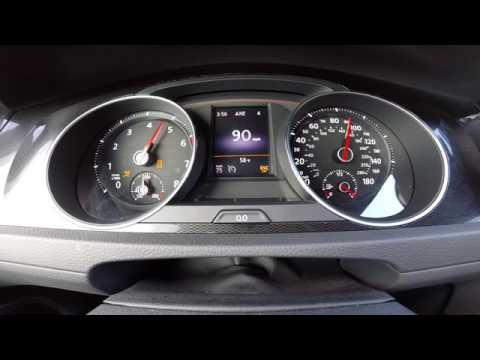 Stage 2 MK7 GTI DSG 40-125mph
