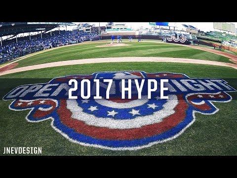 MLB Chicago Cubs 2017 Season Hype/Trailer