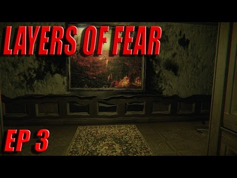 Layers of Fear - Let's Play With Spinningmantis & Squirt - EP 3 - Spoilers