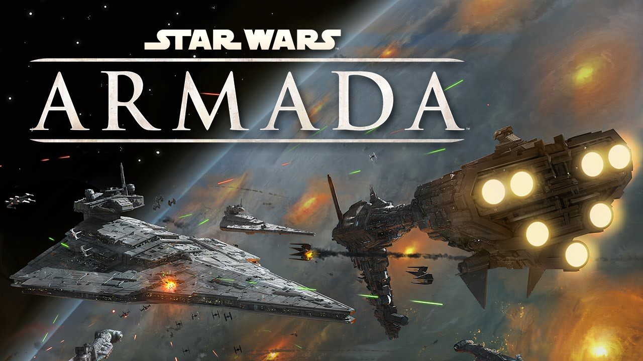 Watching Endless Armada Entering >> Star Wars Armada Overview Youtube