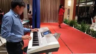 ງາມເມືອງລາວ karaoke