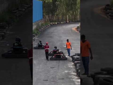 GO KARTING Full Track Bangalore - RED RIDERS SPORTS