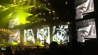 A-ha Take on me live ÖVB Arena Bremen 16.04.2016