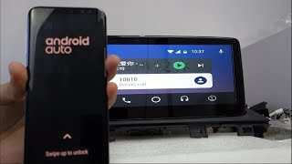 Android auto usb dongle