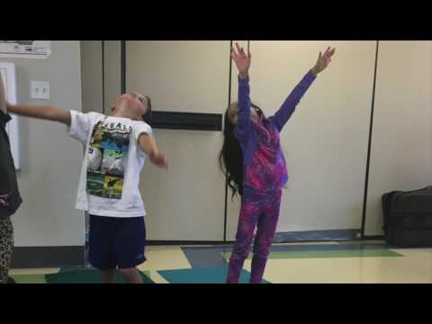 Yogis in Service at West Buffalo Charter School