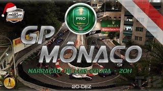 F1 2017 AO VIVO - GP DE MONACO - XBOX PRO - NARRAÇÃO LUIS COURA - LIGA PRORACE E-SPORTS
