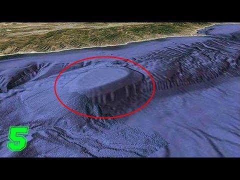 5 misteri marini inspiegabili nascosti in acque profonde
