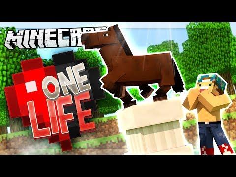 I FOUND HORSIA!! | One Life SMP #29