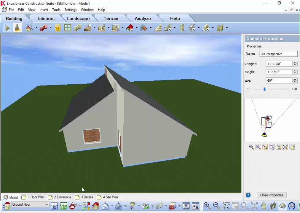 Skillion Roof Design Youtube