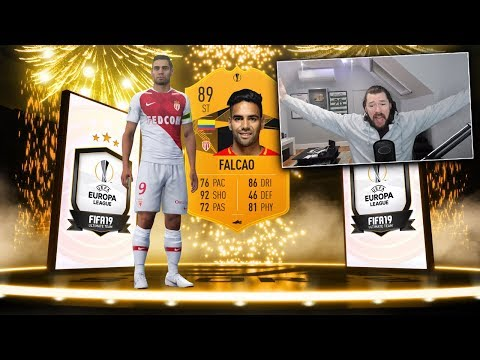 VERY CHEAP UEL 89 RATED FALCAO SBC! - FIFA 19 Ultimate Team