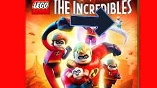 Lego Incredibles 2 Game Reveled! FROZONE MINIFIGURE!!