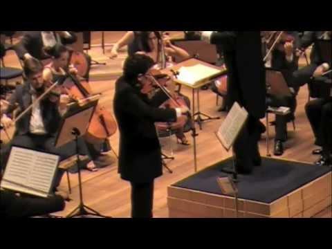 Schumann Violin Concerto 2 mov