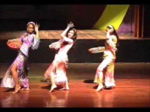 Espetáculo Baladi 2010  - Folclore