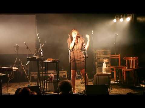 Valentina à La compagnie générale de rock Paris