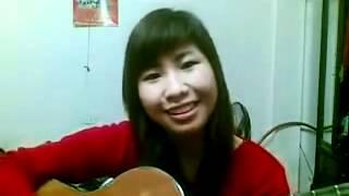 Muốn nói lời yêu anh Guitar Thùy Dương  D   YouTube