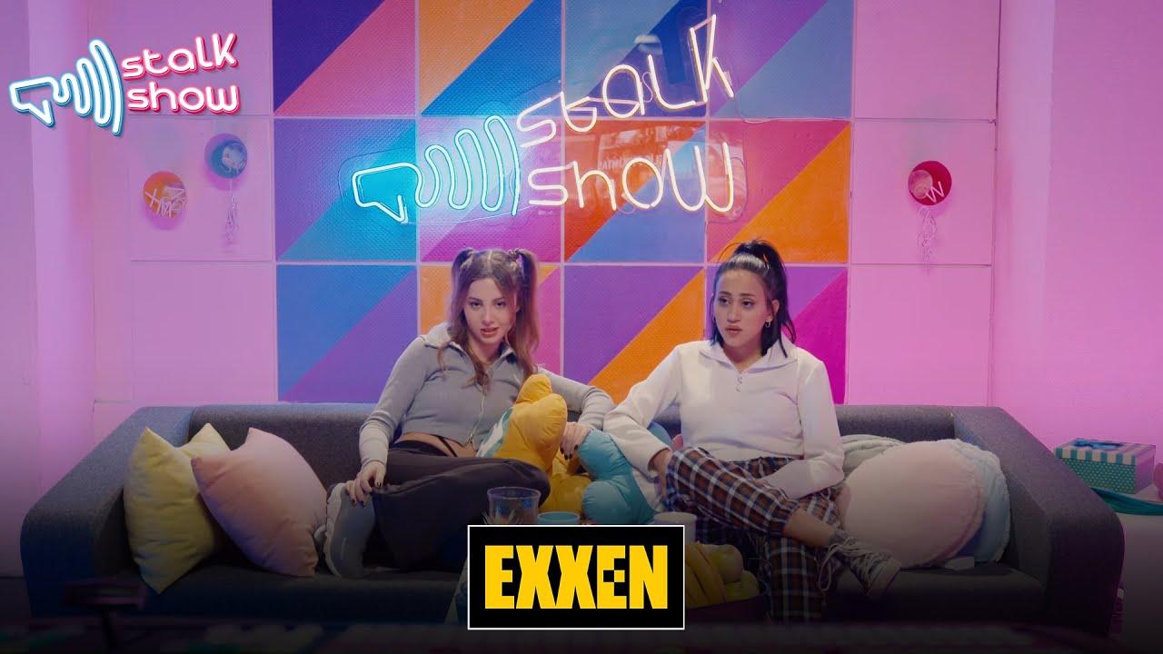 ÇALINAN PROGRAM STALK SHOW ( Exxen ) - Stalgram ft. Stalkshow