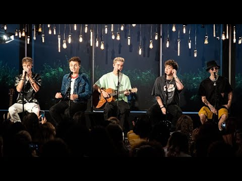 Why Don't We - 8 Letters [Songkick Live]