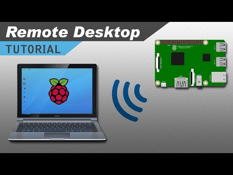 Access the Raspberry Pi Desktop from Anywhere with Internet