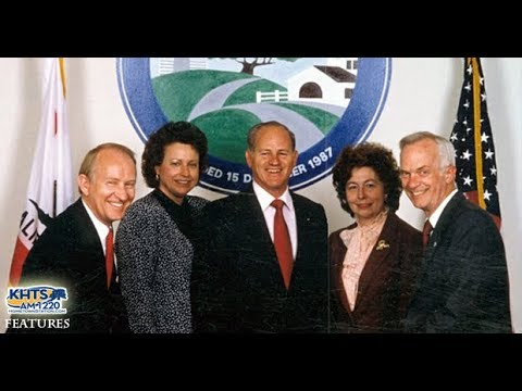 First Santa Clarita City Council Meeting In 1987 (RESTORED AUDIO) - KHTS Features
