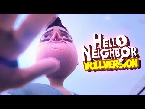 HELLO NEIGHBOR #05 - LAUF FERDINAND LAUUUUF! ● Let's Play Hello Neighbor