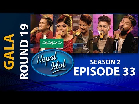 NEPAL IDOL II SEASON 2 II EPISODE 33 II TOP5