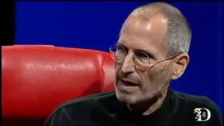 Steve Jobs talks about managing teams of people