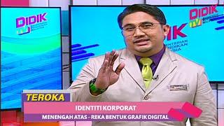Teroka (2021)   Menengah Atas (MPV): Reka Bentuk Grafik Digital – Identiti Korporat
