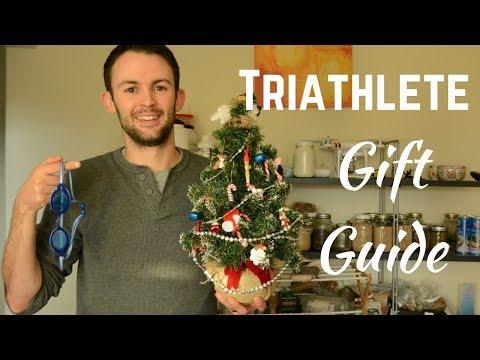 Triathlete Holiday Gift Guide | Triathlon Gift Ideas