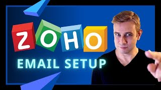 Zoho Email Setup Tutorial | Free Custom Business Domain Email Address