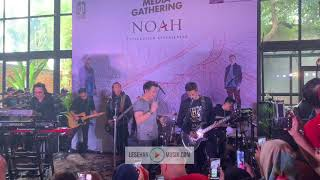 NOAH Wanitaku Live Launching Album Keterkaitan Keterikatan 14 Agustus 2019