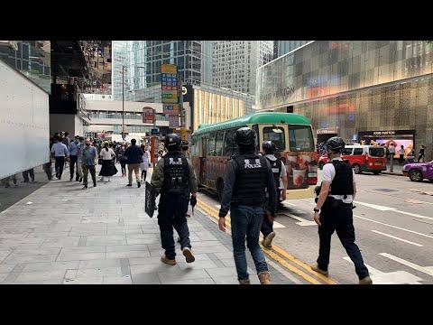 【香港直播20200527】中環反對國安法-大紀元黃瑞秋報道