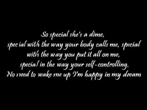 Akon - So Special [Lyrics]