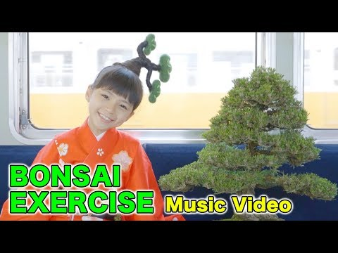 【Music Video】BONSAI EXERCISE /Nao Osato from BONKURA【English ver.】