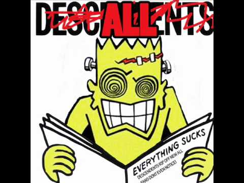 Was and descendents everything suck